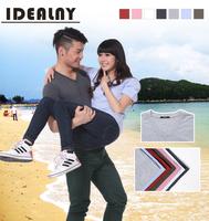 2014 New Stylish 1091 V neck Short Sleeve Men's T-shirt 7 Colors-CN Free Shipping