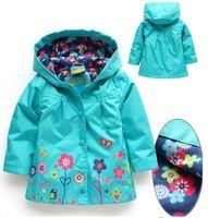Children Winter Outwear Coat free Shipping,in Stock The Foreign Original, (topolino) Girl. Little Mouse Girl Windbreaker Jacket