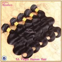 "malaysian body wave hair extension 5pc 8""-30"" Human Hair Weaves Malaysian wet and wavy cheap malaysian hair realove hair on sale"