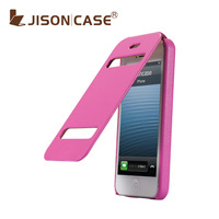 For iPhone 5 Case Flip Only For ios 6 New 2013 design Thin Premium leather Cover For Apple iPhone 5 5G Free Shipping