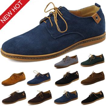 Новый 2015 мода мужчины кроссовки зимние теплые кожаные ботинки плоские босоножки ...
