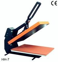 Heat Transfer/Press Machine,HH Printer,Print Fabric,Non woven,Textile,Cotton,Nylon,Terylene,Glass,Metal,Ceramic,Wood,L600*W400mm
