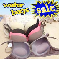 Fashion  Magic Massage Water bag Pads Bras Strapless underwear Sexy Push Up Full Size Lingerie Brassiere For Women B/C Bra 7723#
