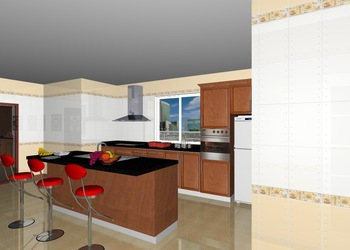 Kitchen Cabinet   K-M004
