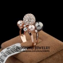 popular ring 18k