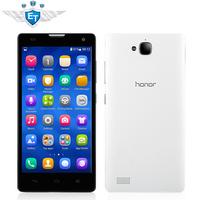 Huawei Honor 3C H30-L02 4G TD-LTE Honor3C 5 inch LTPS 1280x720 Kirin Quad Core 1.6GHz 2GB RAM 16GB 8.0MP Multilanguage