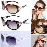 2014 New Big Frame Women Sunglasses Vintage Plastic Brand Designer Oversize Sunglasses Women Glasses #005 SV003275