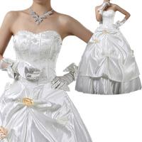 2013 Hot Sale Gorgeous Princess A-Line Wedding Dress Wedding Gown Bridal Dress
