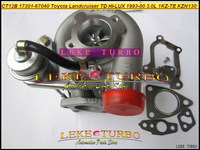 CT12B 17201-67040 Turbo Turbocharger For TOYOTA LANDCRUISER TD/4 Runner/HI-LUX 1KZ-TE KZN130 3.0LD All Gasket Warranty:12 months
