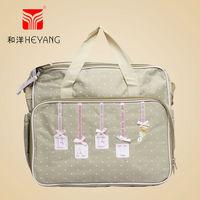 Free Shipping Aardman Wholesale Cute Baby Diaper Bags khaki,baby bag organizer