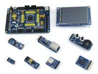 STM32 Board STM32F103VET6 STM32F103 ARM Cortex-M3 STM32 Development Board + 7 Accessory Module Kit =Open103V Package A