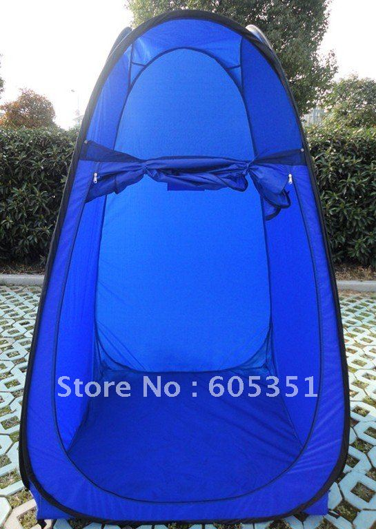 Free Shipping Portable Pop up Camping Tent/Changing Room for Shower/Pop up Tent--Factory Direct Selling(China (Mainland))