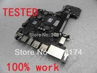"DHL free shipping 661-5869 Logic board For Macbook pro 13"" MC700 A1278 CPU i5 2.3GHz  820-2936-A  2011 year"