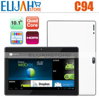 Original cheap Zenithink C94 Quad Core Capacitive Android 4.0 Tablet PC with HDMI 1G 8GB Dual Camera