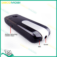 Mini DVR U8 USB Disk HD Hidden mini Camera Motion Detector Video Recorder 50Pcs/Lot DHL Free Shipping