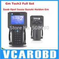 2014 GM TECH2 support 6 software(GM,OPEL,SAAB ISUZU,SUZUKI HOLDEN) Vetronix gm tech 2 pro kit  with candi  Without plastic box