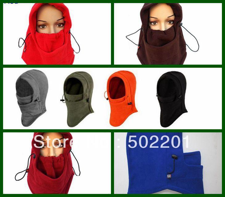 NEW ITEM Fashionable Fleece Mask Hat / balaclava / bicycle mask / motorcycle mask BIG size(China (Mainland))