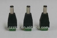 DC Male Connectors(5.5*2.1mm)