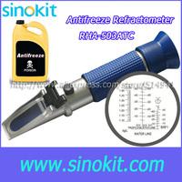 Free Shipping  Antifreeze / Battery Blue Grip Refractometer RHA-503ATC