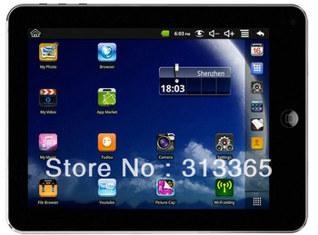 "Cheapest 7"" Tablet PC ATM7013 1Ghz Android 4.0 WiFi Camera 512MB RAM 4GB ROM Free Shipping"
