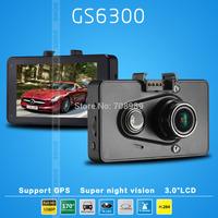 "Ambarella GS6300 Car DVR 2.7"" TFT LCD screen Full HD 1080P Car Recorder Camera with G-Senor 170 degree wide view angle (Russian)"