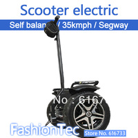 Russian Free Shipping Free gift BIG wheel scooter electric self balancing vehicle speed 35km / hour