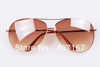 General star style large lens man and woman sunglasses the trend brand sunglass,ANTI UV Ray summer fashion vintage glass 7722
