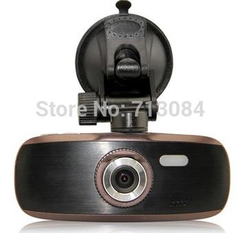 "Super Night Vision Car DVR Recorder G1W GS108 H620 with Novatek 96650 + WDR + H.264 + 1080P 30FPS + G-Sensor + 2.7"" LCD"