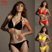 FREE shipping FASHION Desinger HOT Wholesale Rigned 2013 Push up bikini S.M.L.XL