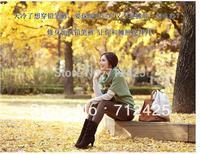 2013 Autumn Winter high quality new high waist jeans plus velvet the leg elastic band pencil pants S-XXXL DYb556
