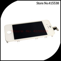 80pcs/lot mixed Color Touch Screen LCD Digitizer for iPhone 4S lcd for iPhone 4 lcd screen for iPHone 4 display for iPhone 4