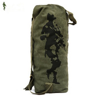 new arrive free spring Soldier tactical  canvas backpack  Men Travel Bags brand male Travel duffle bag   men messenger bags