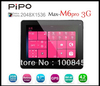 PIPO M6 M6pro 3G RK3188 Quad core 9.7inch Retina IPS Capacitive Screen Android 4.2 Tablet PC built-in 3G Bluetooth 2G RAM 16GB