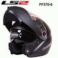 Free shipping helmet LS2 ff370 motocross helmet motorcycle LS2 helmet double lens ff370 latest version have bag 100% Genuine