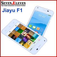 "Original jiayu F1 4.0"" black and white colors smartphone MT6572 duad core 1.3Ghz WIFI 512MB+4GB"