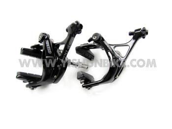 top sales ! Tektro R741 Calipers ROAD Brake Dual Pivot, Brake Clamp, full black