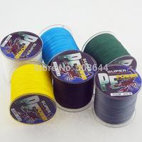 PE spectra dyneema braid fishing line dark green 300 meters for outdoor sport fishing hunting