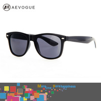 Retail AEVOGUE Women 80s Retro Designer wayfarer sunglasses men High Quality With Colorful Styles Unisex glasses DT0017