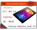 DHL free shipping 10.1'' Sanei N10 dual core IPS 2th 1280*800 High Resolution android 4.1.1 Tablet pc RK3066 dual Camera