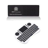 MK808B Android Mini PC Rockchip RK3066 Dual Core 1GB RAM 8GB WiFi Bluetooth with Wireless Mouse Keyboard Free Shipping Kimdecent
