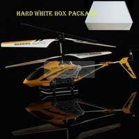 Simple Box Package! Metal 3CH RC Helicopter,Remote Control Helicopter,Gyro Toy +2*Main Blades+ Tail Blade