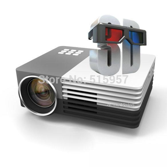 Video oyun projektör dijital cep ev sineması projetor proyector 80