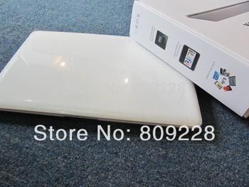 2013 Fast Shipping  Ultrabook 13.3 inch mini laptop  1G DDR3 160G  Windows 7 Intel D2500 laptop with Bluetooth Webcam /Lemon