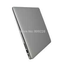 Free Shipping 14 inch windows7/win8 laptop Computer PC Intel Celeron J1800 2.41GHZ Dual Core 4GB RAM 500GB HDD Slim Ultrabook(China (Mainland))