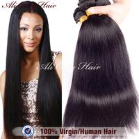 "Malaysian Virgin Hair Straight 3Pcs Lot 100% Remy Human Hair Extension 8""-30"" Cheap Malaysian Straight Hair Weaves No Shedding"