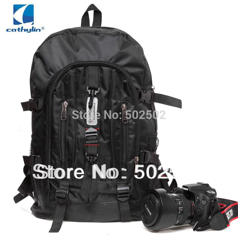 European style shoulder bag men riding hiking mountaineering bag waterproof outdoor tourism travel shoulder bag backpack(China (Mainland))