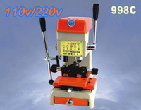 998C Best Car Used Key Cutting Machine ford (Free shpping!!!) Voltage From 220V to 230V or 110v to 130v Can Supply