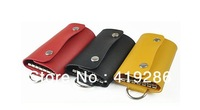 The new style unisex  pu key wallets free shipping