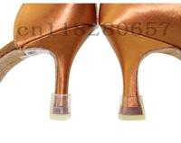 No Shoes/Hi-Q/6 Styles/2 Pairs/Antislip/Non-slip heel set/For(Women Latin dance shoes NEW 2014 high heels modern brand)