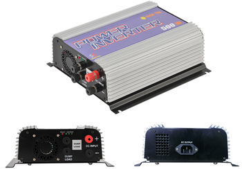 Free Shipping wind power inverter,grid tie inverter,power inverter,SUN-500G for Wind Turbine without Dump Load